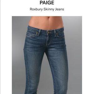 Paige Roxbury Jeans